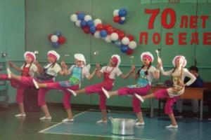танец Поварята